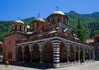 Monastery tour